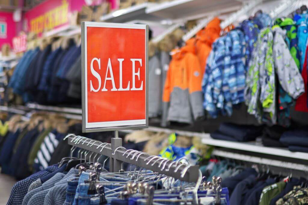 Discount on clothes 1024x683